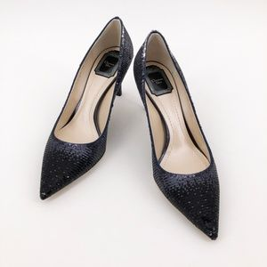 NEW CHRISTIAN DIOR Ombre Sequin Shade Pump Heels
